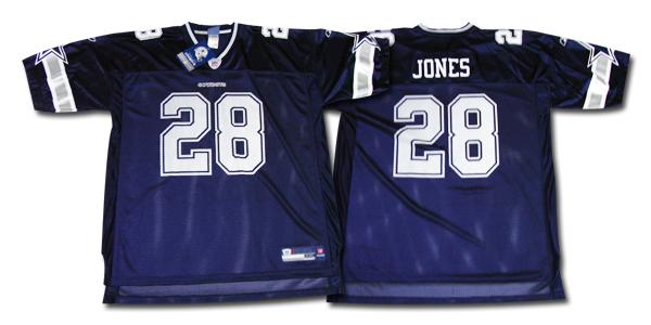 COWBOYS JONES 28