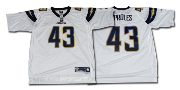 CHARGERS Football shirt